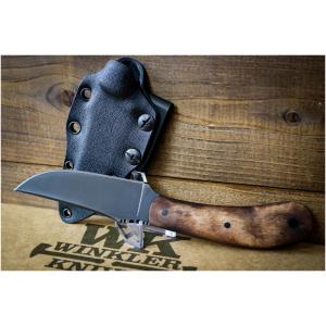 Winkler SD1 Knife Maple