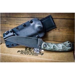 Winkler Knife Survival Striker Camo Sculpted