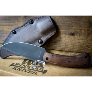 Winkler Woodsman Walnut Knife