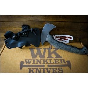 Winkler Sub Compact Axe Black Micarta