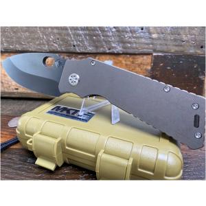 Medford Frame Lock Knife