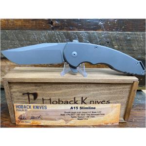 Jake Hoback A15 Slimline Titanium