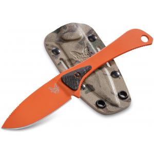 Benchmade Altitude Orange Fixed Blade