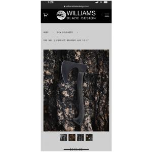 Williams Blade Bearded Axe