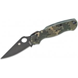 Spyderco Para 2 Knife Digi Camo
