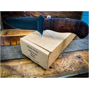 Winkler Utility Knife Maple Tribal