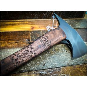 Winkler Knives - Combat Axe Maple Tribal