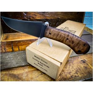 Winkler Crusher Belt Knife Maple