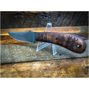 Winkler SD1 Maple Tribal Knife