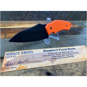 Jake Hoback Shepherd Fixed Blade