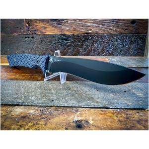 Spartan Blades Machai Fixed Blade / All Black