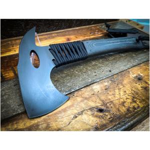 Winkler Knives - Medic Axe Black Laminate / Cord