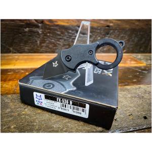 Fox Knives Mini-TA Black Karambit / FX-536B