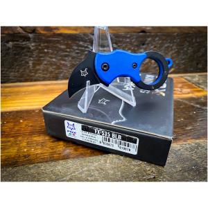 Fox Knives Mini-KA Blue Karambit / FX-535BLB