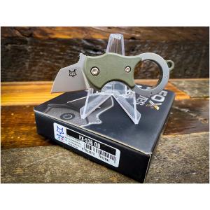 Fox Knives Mini-TA OD Green/Stonewash Karambit