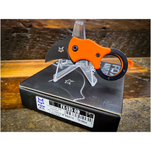 Fox Knives Mini-KA Orange Karambit