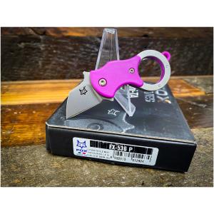 Fox Knives Mini-TA Pink Karambit