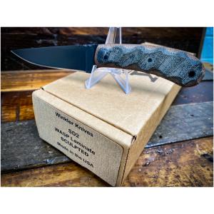 Winkler SD2 WASP Laminate Sculpted Knife