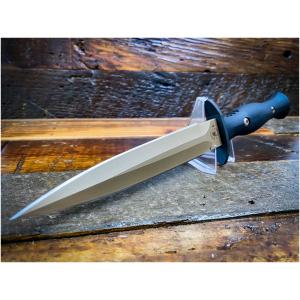 Spartan Blades Harsey Dagger Fixed Blade / Flat Dark Earth