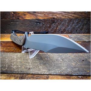 Spartan Blades Horkos Fixed Blade / Black/Green