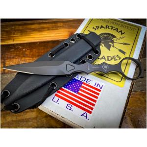 Spartan Blades CQB Tool Fixed Blade / Black