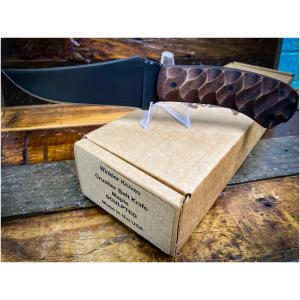 Winkler Crusher Maple Sculpted Knife