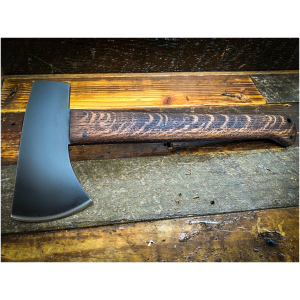 Winkler Knives - Highland Hatchet Curly White Oak