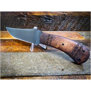 Winkler Belt Knife Maple/Tribal