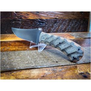 Winkler WASP Laminate / Sculpted Belt Knife