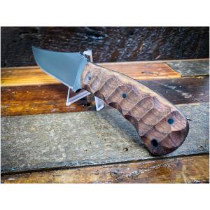 Winkler Knives - Belt Knife Walnut/Sculpted