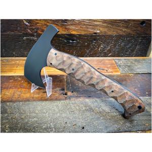 Winkler Knives - Hunter Axe LT Walnut/Sculpted