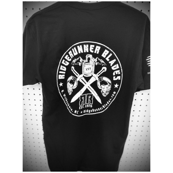 Ridgerunner Blades T-Shirts Black